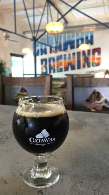 Catawba dark beer