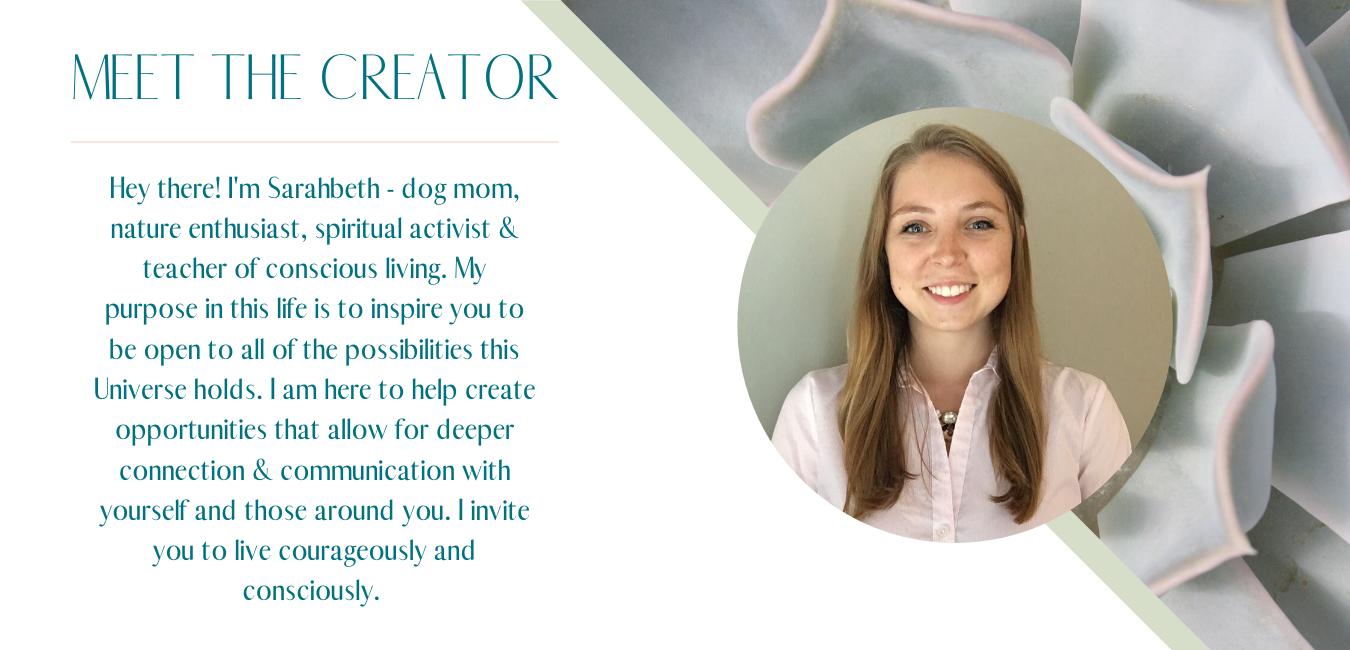 Meet the Creator